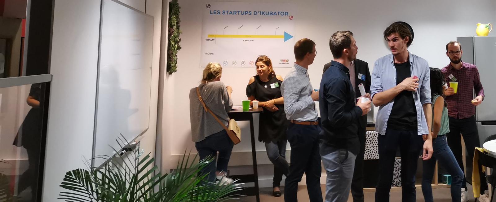 1Kubator ouvre un bureau à Lille