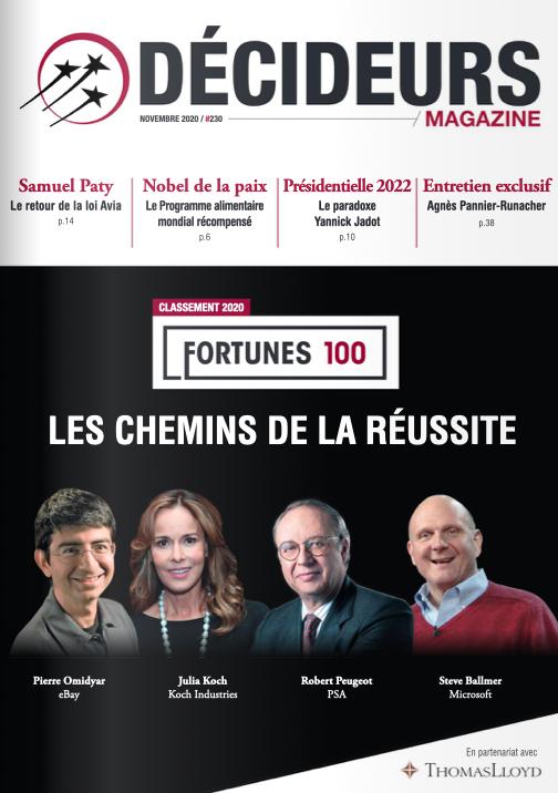 LINK AU PALMARÈS DES MEILLEURS CABINETS DE CONSEILS