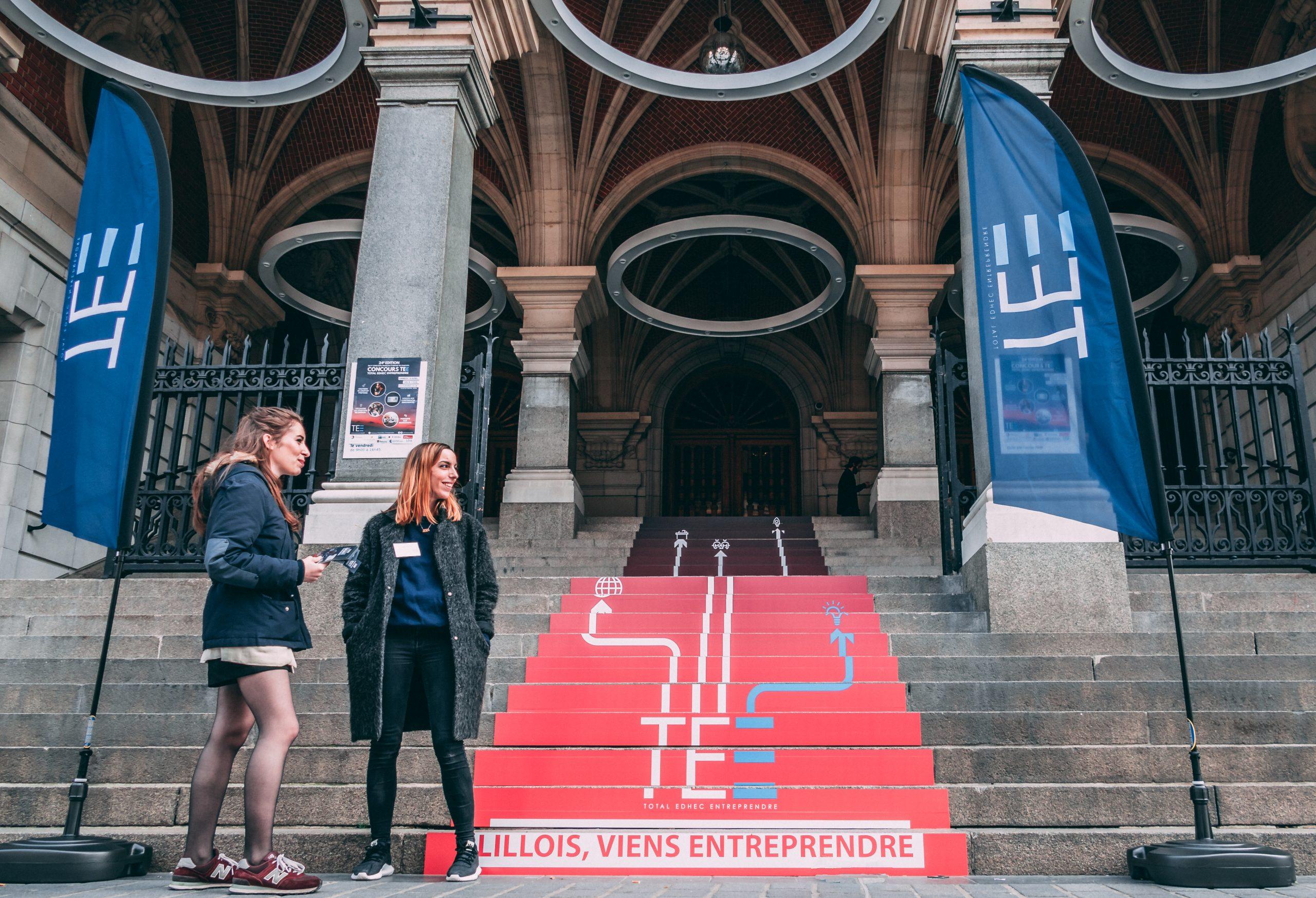 26ème édition du concours Total EDHEC Entreprendre